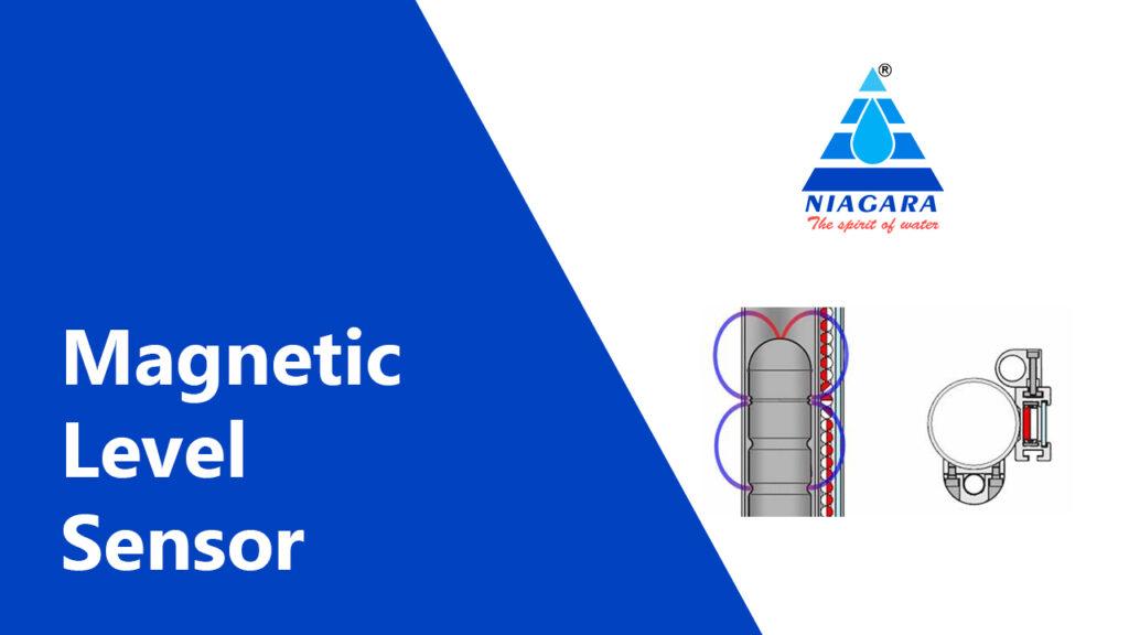 Magnetic level sensor