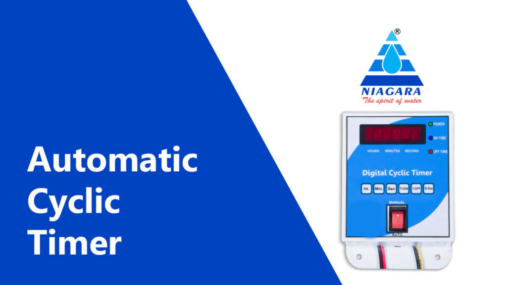 Automatic cyclic timer